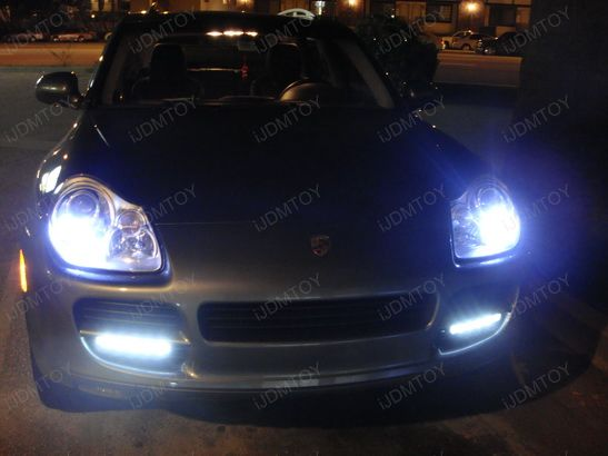 Porsche - Cayenne - LEDayline - DRL 02